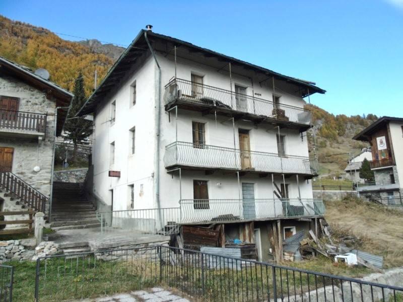 Soluzione Indipendente in vendita a Bionaz, 16 locali, prezzo € 118.000 | Cambio Casa.it