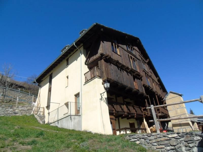 Appartamento in vendita a Saint-Rhemy-En-Bosses, 2 locali, zona Località: SAINT RHEMY, prezzo € 160.000 | CambioCasa.it