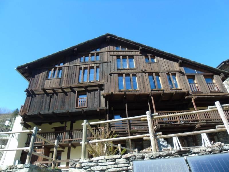 Appartamento in vendita a Saint-Rhemy-En-Bosses, 3 locali, zona Località: SAINT RHEMY, prezzo € 190.000 | CambioCasa.it