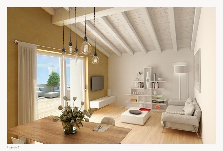 Attico / Mansarda in vendita a Mantova, 4 locali, zona Zona: Dosso del Corso, prezzo € 415.000 | Cambio Casa.it
