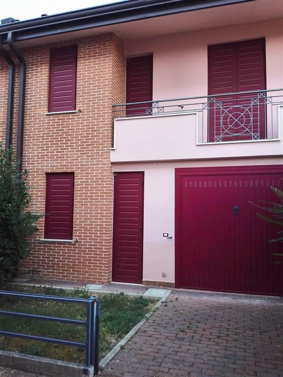 Villa a Schiera in Vendita a Pegognaga