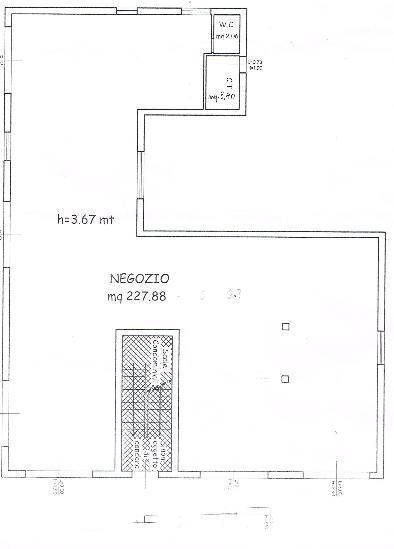 Negozio / Locale in affitto a Certaldo, 3 locali, zona Località: CENTRO, prezzo € 2.000 | Cambio Casa.it