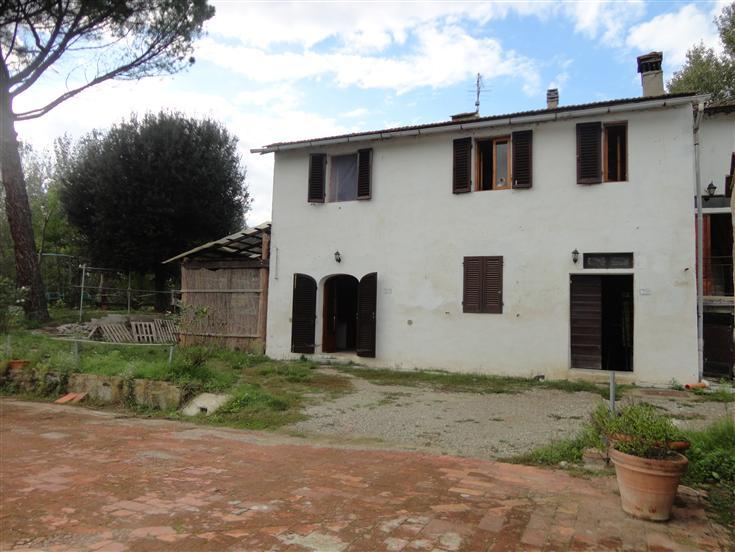 Soluzione Indipendente in vendita a Certaldo, 9 locali, prezzo € 350.000 | Cambio Casa.it