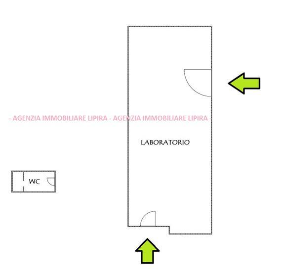 Laboratorio in affitto a Certaldo, 1 locali, prezzo € 700 | CambioCasa.it