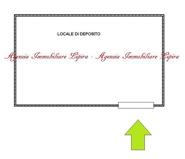 Magazzino in vendita a Castelfiorentino, 1 locali, prezzo € 18.000 | Cambio Casa.it