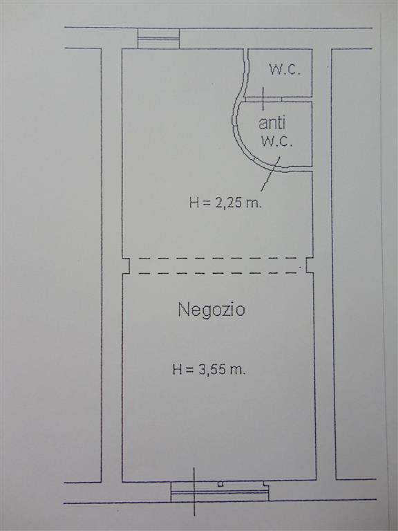 Negozio / Locale in vendita a Certaldo, 1 locali, zona Località: CENTRO, prezzo € 80.000 | CambioCasa.it