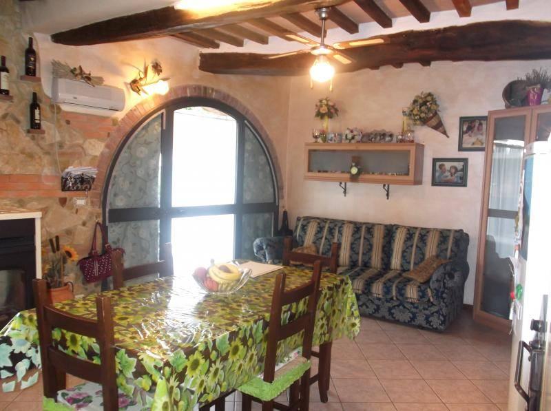 Soluzione Indipendente in vendita a San Gimignano, 3 locali, zona Località: BADIA A ELMI CANONICA, prezzo € 185.000 | Cambio Casa.it