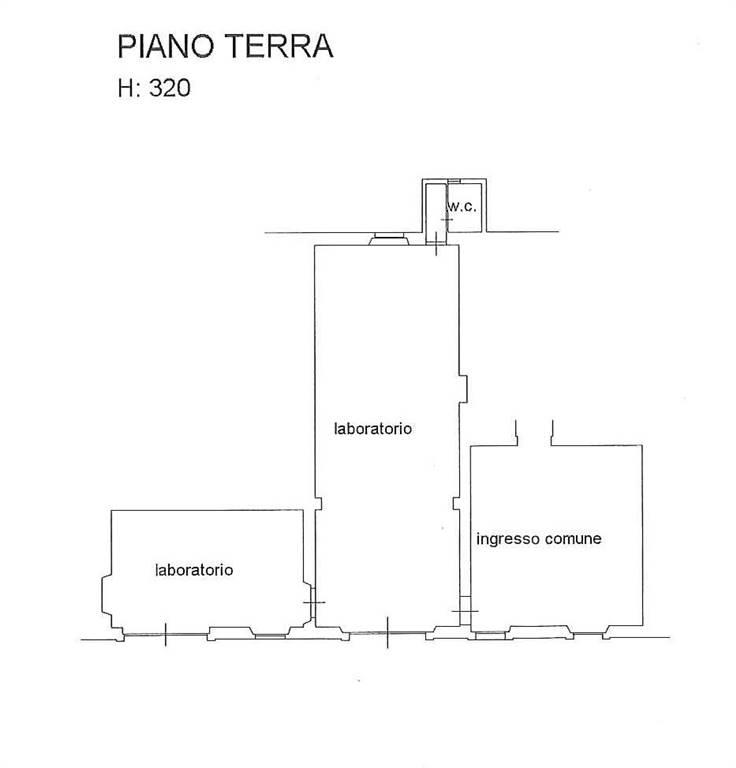 Laboratorio in vendita a Certaldo, 2 locali, zona Località: SEMI-CENTRO, prezzo € 55.000 | CambioCasa.it