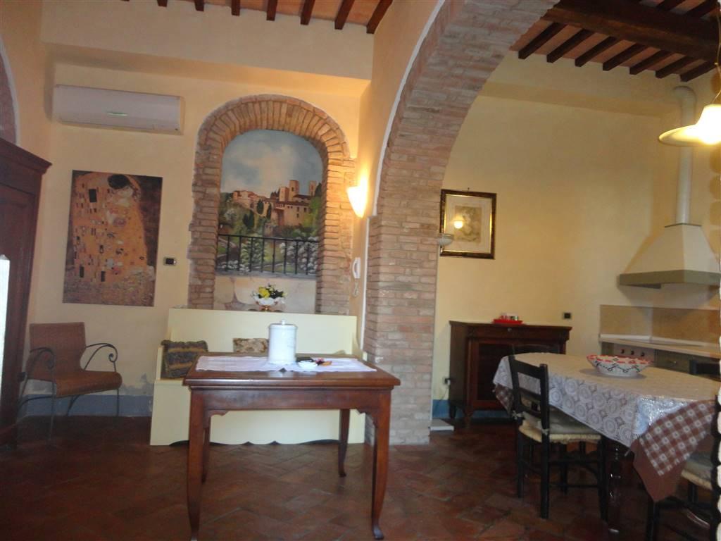 Soluzione Indipendente in affitto a Certaldo, 2 locali, zona Località: CENTRO STORICO, prezzo € 450 | CambioCasa.it