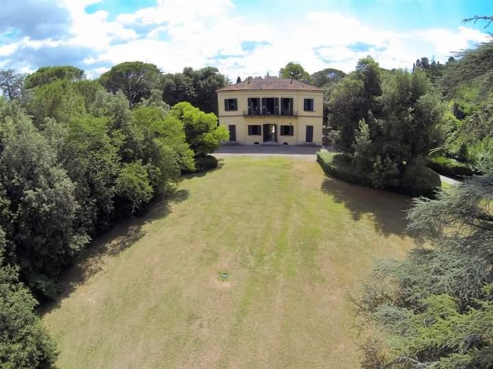 Azienda Agricola in vendita a Peccioli, 9999 locali, prezzo € 2.300.000   CambioCasa.it