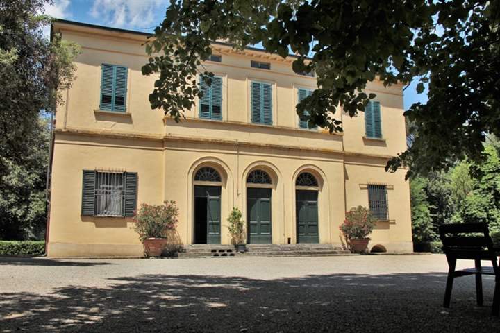 Villa, Peccioli, abitabile