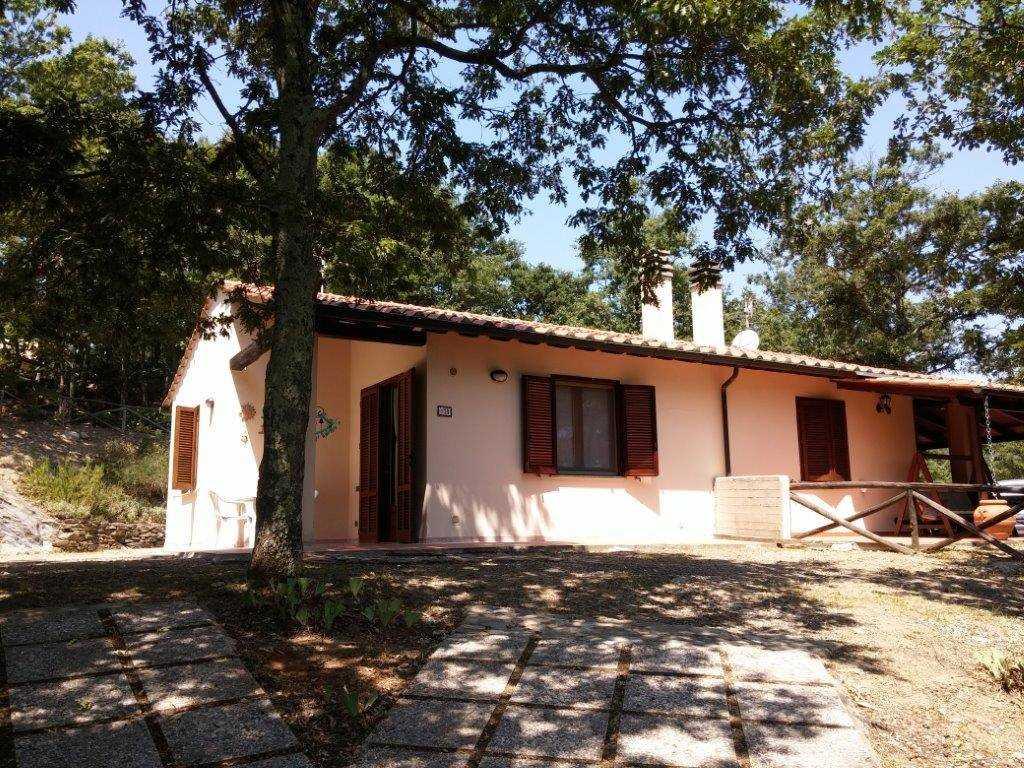 Soluzione Indipendente in vendita a Monteverdi Marittimo, 3 locali, prezzo € 135.000 | CambioCasa.it