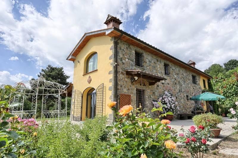 Appartamento in vendita a Marliana, 11 locali, zona Località: CASORE DEL MONTE, prezzo € 490.000 | Cambio Casa.it