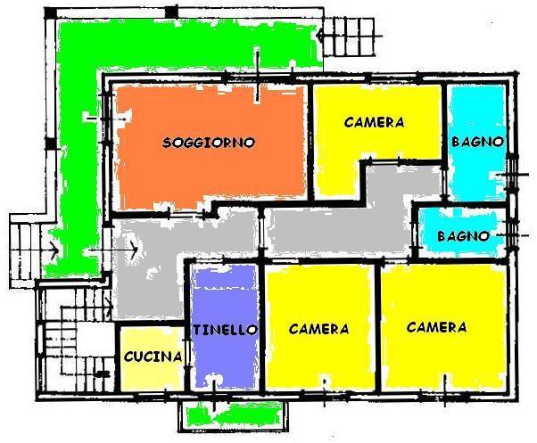 Agenzia immobiliare romano - Progetto casa 60 mq ...