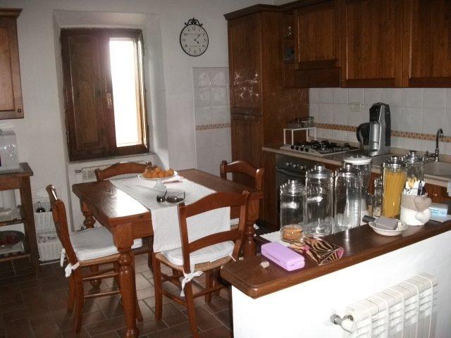 Soluzione Indipendente in affitto a Monteriggioni, 3 locali, prezzo € 650 | CambioCasa.it