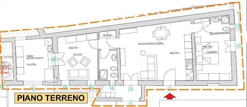 Soluzione Indipendente in vendita a Poggibonsi, 3 locali, prezzo € 245.000 | Cambio Casa.it