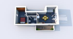 VENDESI IN COMPLESSO DI NUOVA COSTRUZIONE appartamenti varie tipologie con giardino o terrazza vista mare.Tutte le soluzioni proposte sono in pronta