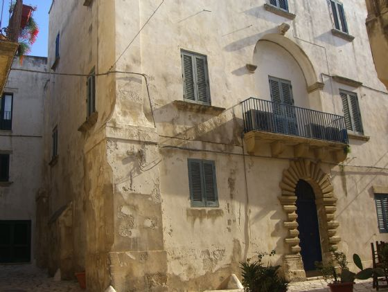 Appartamento Otranto, primo piano