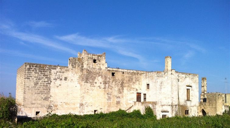Masseria in Via Vittorio Veneto, Tuglie