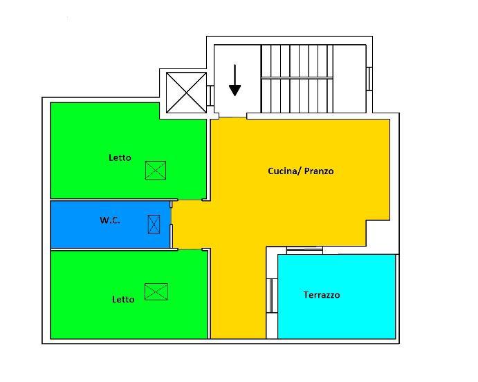 Attico / Mansarda in vendita a Altamura, 3 locali, prezzo € 170.000 | Cambio Casa.it