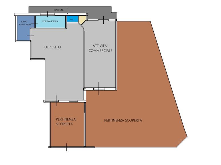 Immobile Commerciale in vendita a Altamura, 9999 locali, prezzo € 245.000 | CambioCasa.it