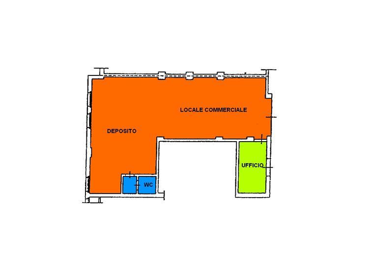 Immobile Commerciale in affitto a Altamura, 9999 locali, prezzo € 550 | Cambio Casa.it