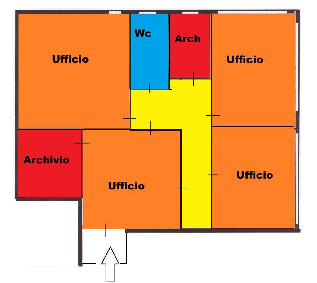 Ufficio / Studio in vendita a Altamura, 4 locali, prezzo € 100.000 | CambioCasa.it