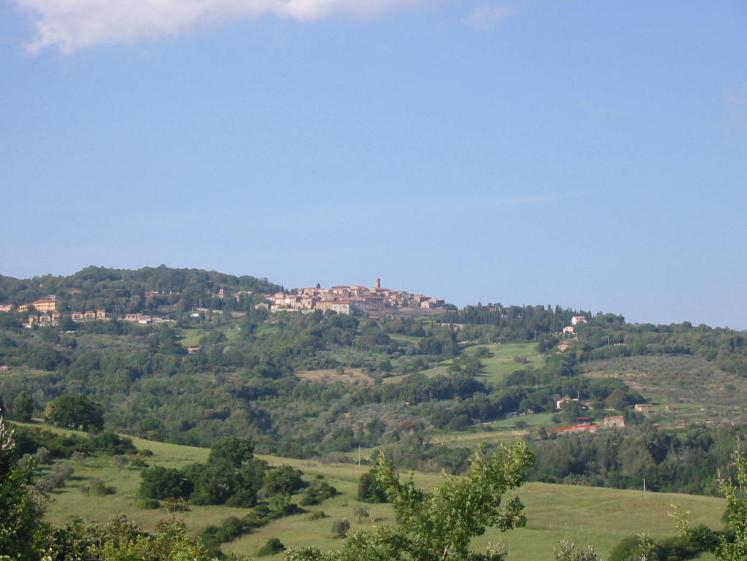 Appartamento in vendita a Monteverdi Marittimo, 3 locali, prezzo € 85.000 | CambioCasa.it