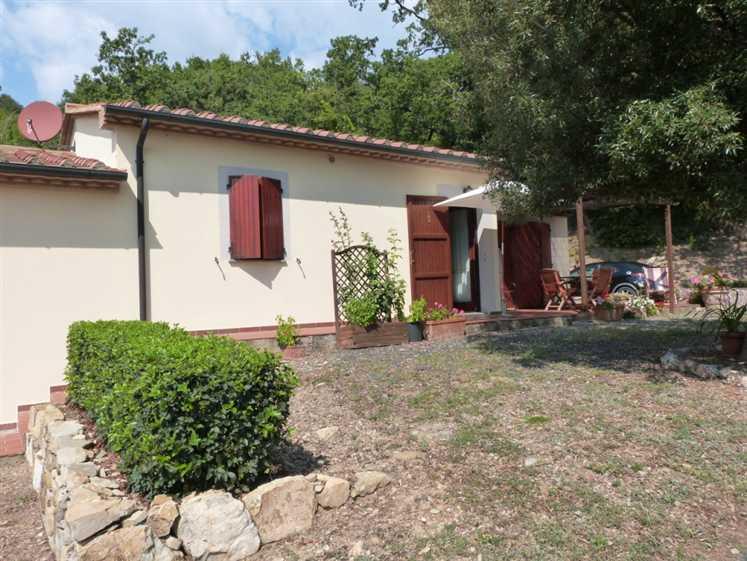 Soluzione Indipendente in vendita a Monteverdi Marittimo, 4 locali, prezzo € 290.000   CambioCasa.it