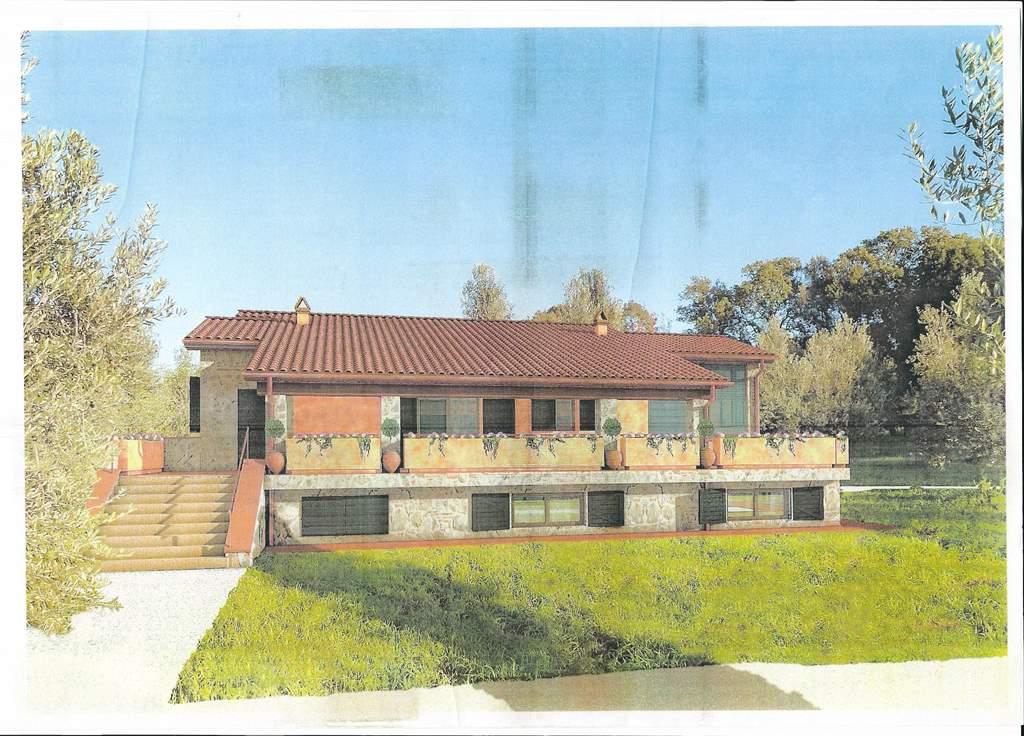 Villa in vendita a Bibbona, 6 locali, prezzo € 200.000 | Cambio Casa.it