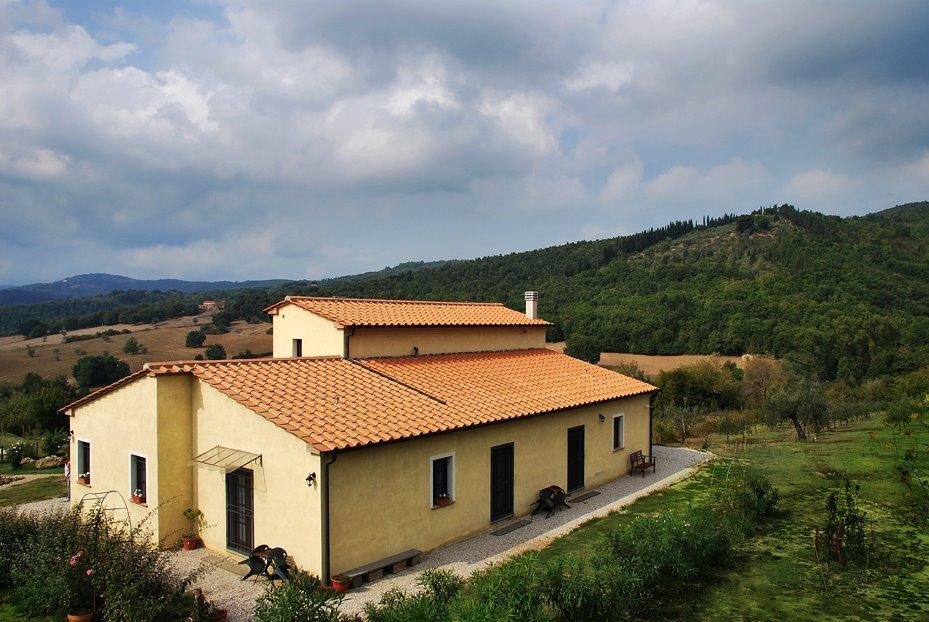 Agriturismo in vendita a Monteverdi Marittimo, 14 locali, Trattative riservate | Cambio Casa.it