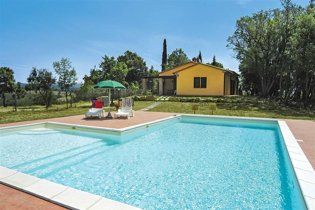 Villa in vendita a Monteverdi Marittimo, 4 locali, prezzo € 420.000 | Cambio Casa.it