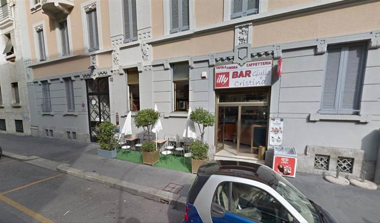 Bar in Via Stradella 15, Repubblica, Milano