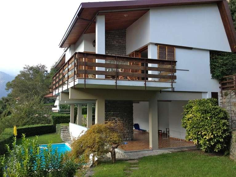 Villa in Via Borgonuovo 45, Borgo, Nesso