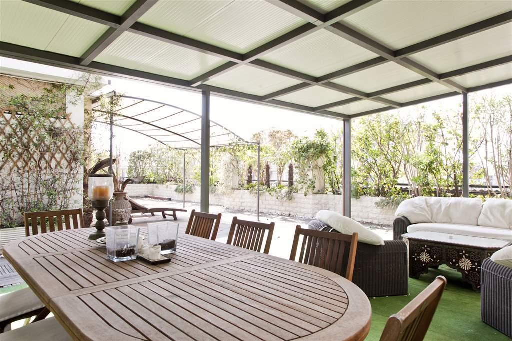 Appartamento in vendita a milano via rubens 23 trovocasa for Terrazza arredo esterni