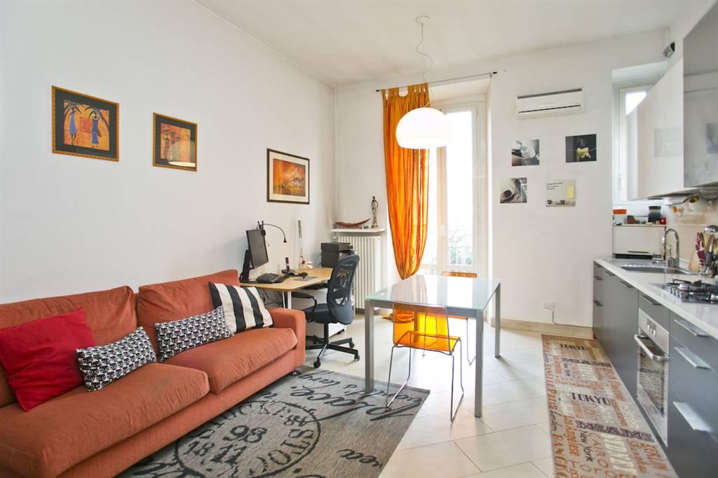 Appartamento in Affitto a Milano 17 Marghera / Wagner / Fiera: 2 locali, 55 mq