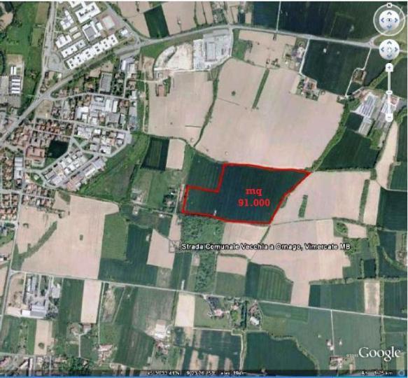 Terreno Agricolo in vendita a Vimercate, 9999 locali, Trattative riservate | Cambio Casa.it
