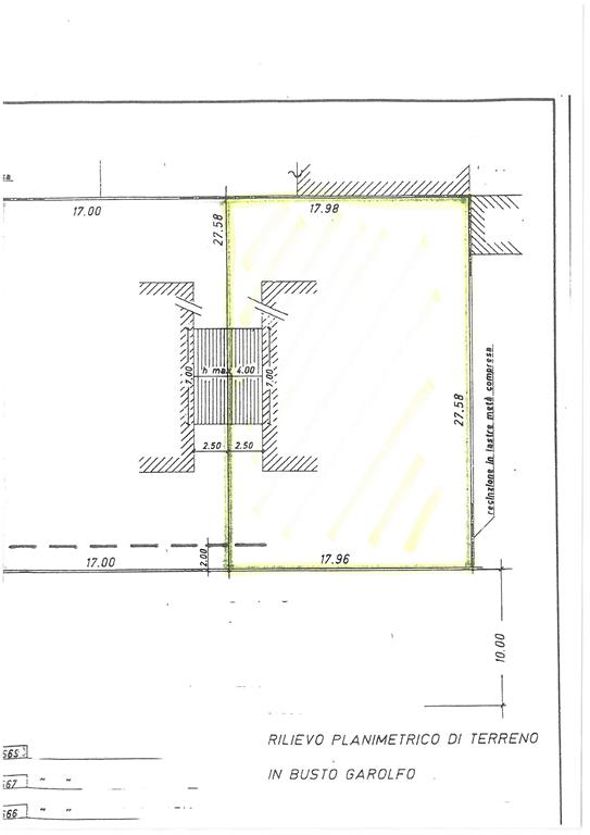 Terreno Edificabile Residenziale in vendita a Busto Garolfo, 9999 locali, prezzo € 99.000 | Cambio Casa.it