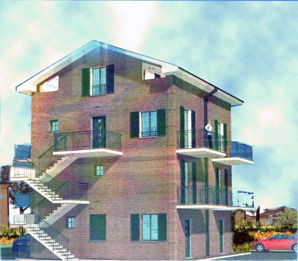 Soluzione Indipendente in vendita a Agliana, 5 locali, prezzo € 249.000 | Cambio Casa.it