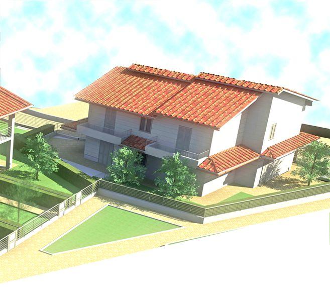Soluzione Indipendente in vendita a Quarrata, 4 locali, zona Zona: Tizzana, prezzo € 190.000 | Cambiocasa.it
