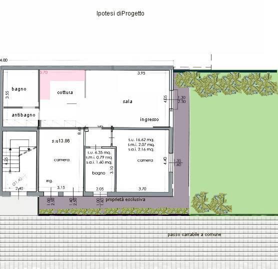 Soluzione Indipendente in vendita a Agliana, 5 locali, zona Zona: Spedalino, prezzo € 290.000   Cambio Casa.it