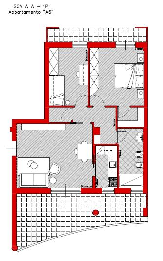 Appartamento in vendita a Turi, 3 locali, prezzo € 89.000 | Cambio Casa.it