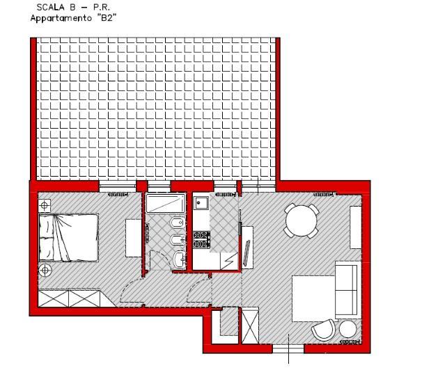 Appartamento in vendita a Turi, 2 locali, prezzo € 67.000 | CambioCasa.it