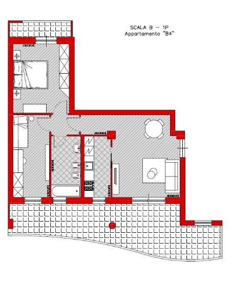 Appartamento in vendita a Turi, 3 locali, prezzo € 87.000 | Cambio Casa.it