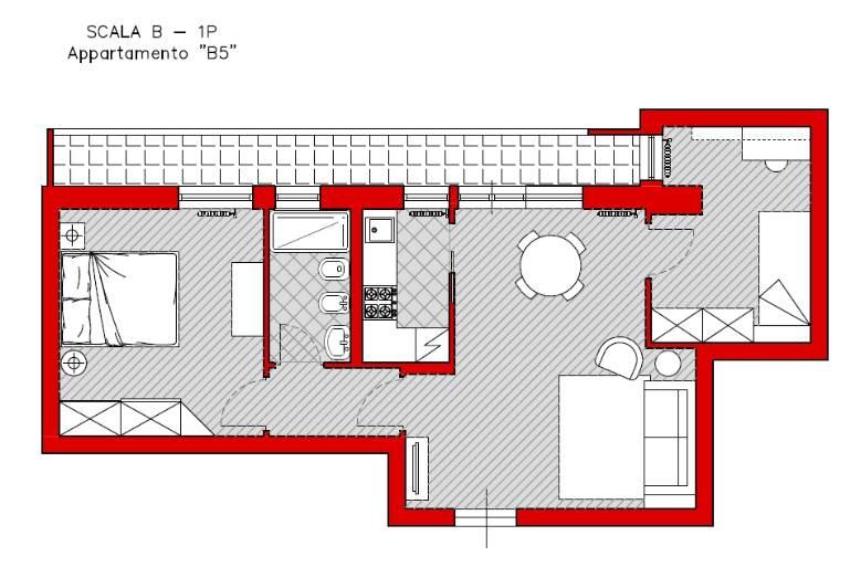 Appartamento in vendita a Turi, 3 locali, prezzo € 67.000 | CambioCasa.it
