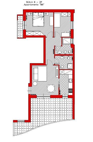 Appartamento in vendita a Turi, 3 locali, prezzo € 82.000 | CambioCasa.it