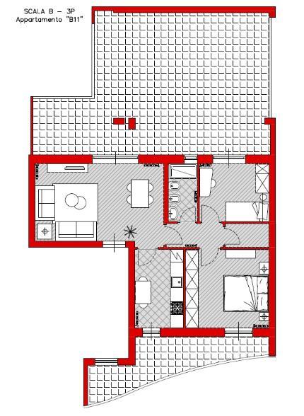 Appartamento in Vendita a Turi
