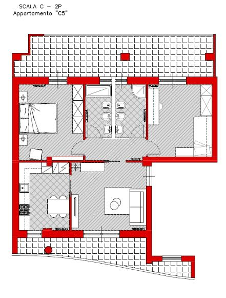 Appartamento in vendita a Turi, 3 locali, prezzo € 95.000 | CambioCasa.it