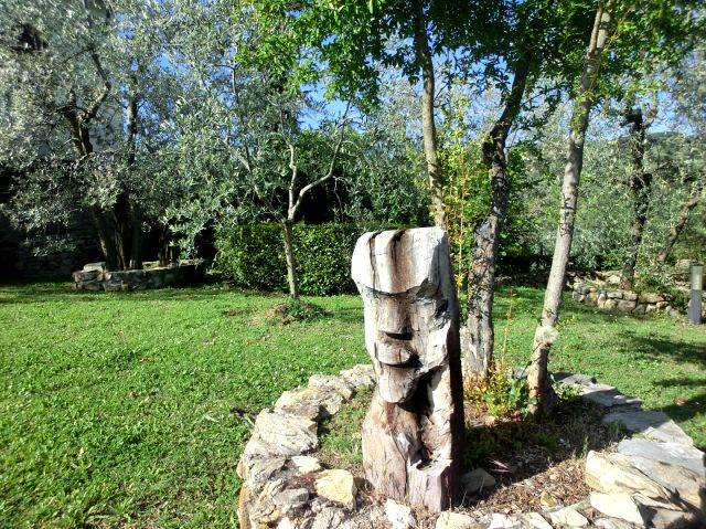Dettaglio giardino 1500 mq