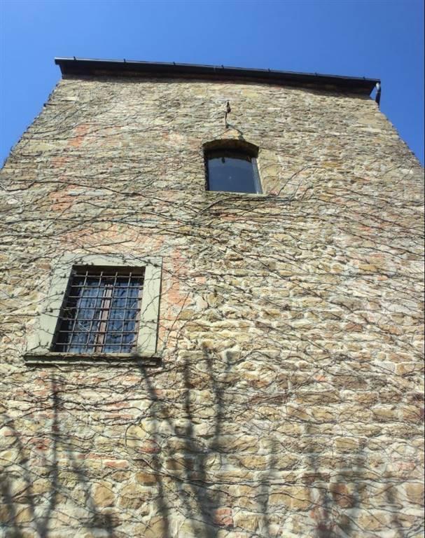 Prospetto laterale Torre